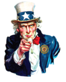 Uncle Sam wants YOU to join the American Legion!