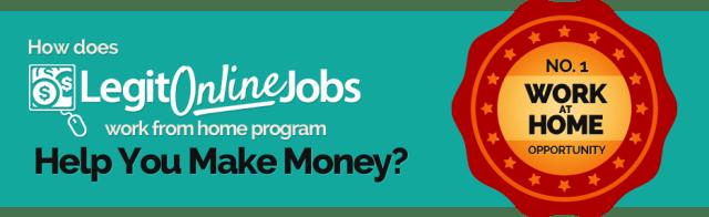 legit home jobs