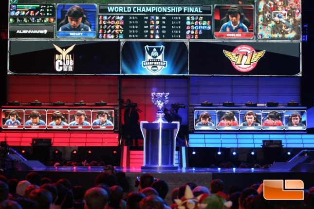 witnessing the league of legends season 3 world