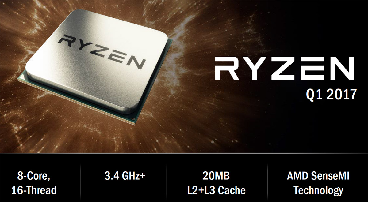 AMD Ryzen 5 1600 Races Past Intel Core i7-7700K