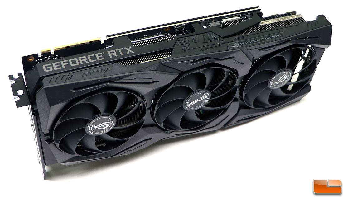 ASUS ROG Strix GeForce RTX 2080 OC Video Card Review