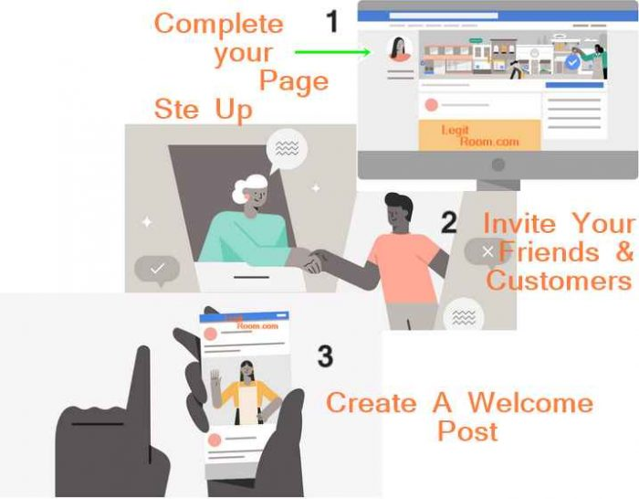 Top 3 New Facebook Business Page Tip To Set Up Page for Success