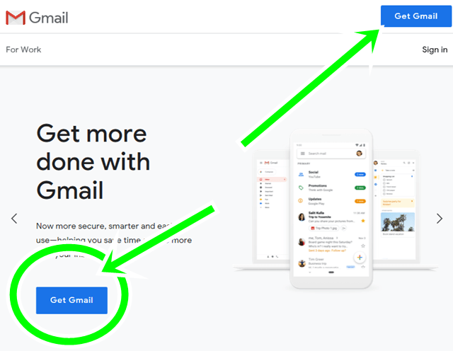 How To Open New Gmail Account With Mobile Phone & Pc Fast