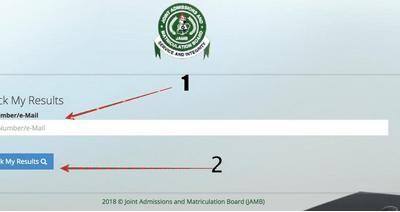 JAMB Results 2019 Online Checking Steps | www.jamb.org.ng Result