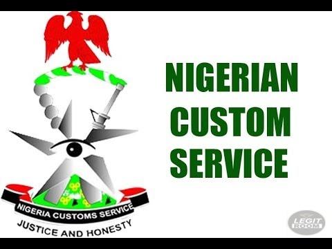 2019 Nigeria Customs Service Recruitment Application & Requirements