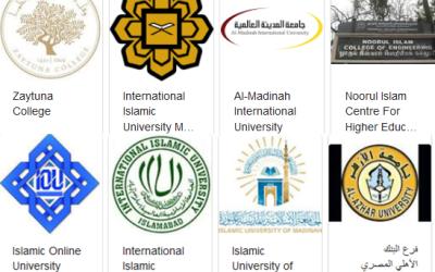 Top 7 Islamic Online University, IOU, IIUI, Al-Azhar, IIUM