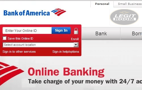 Bank Of America Banking Sign In | BOA Online Banking Login