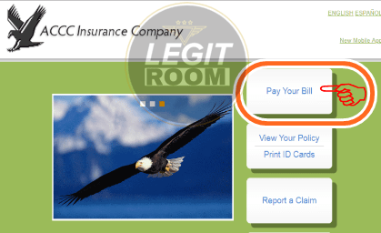 www.drivewiththeeagle.com Login - ACCC Auto Insurance Bill Payment