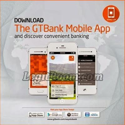GTBank Mobile App Download | GTBank Mobile Banking Registration