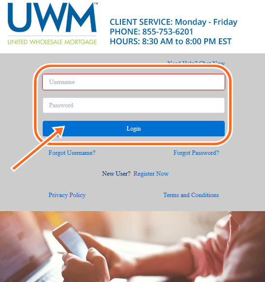 United Wholesale Mortgage Payment, uwm.loanadministration.com Login