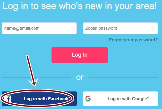 Password forgot zoosk login Zoosk