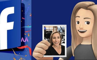 Facebook Cartoon Avatar Creator With Facebook App, FB Avatar Feature