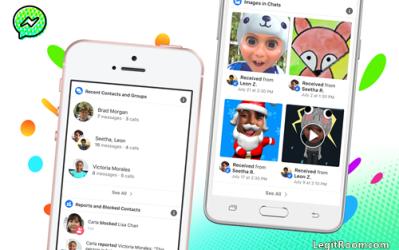 Messenger Kids Review & Download | Messenger Kids App Features