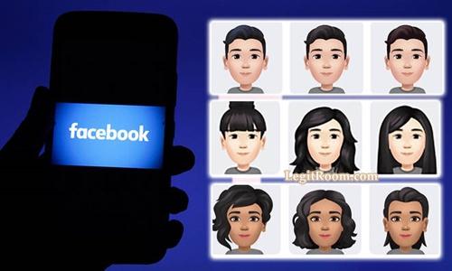 Facebook Avatar Maker 2020 | Create My Facebook Avatar