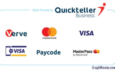 Quickteller Business Account: www.business.quickteller.com