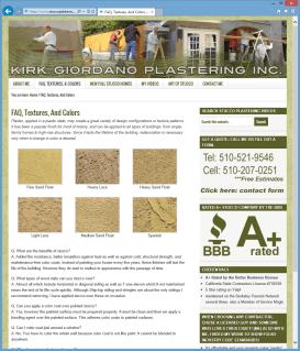 Stucco Plastering FAQ