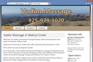 Vadim Massage