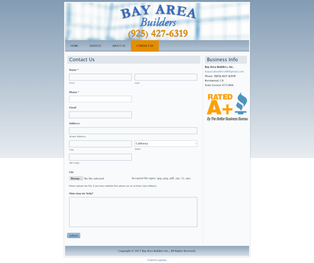 BAB Contact Us