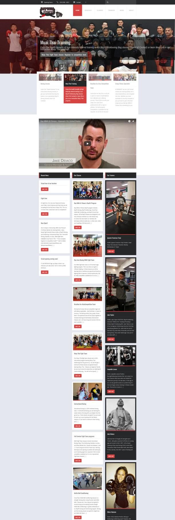 Bay Area MMA Fitness Bay Area MMA Fitness