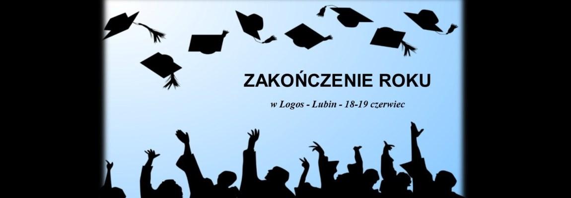 Zakończenie Roku 2018 – Logos – Lubin