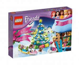 Lego Friends 3316 Adventskalender