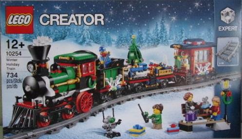 lego 10254 festlicher Weihnachtszug