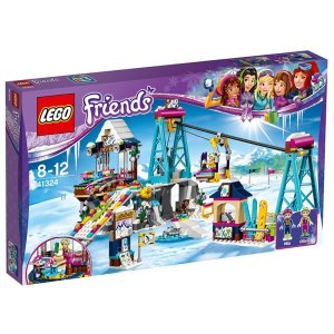 LEGO Friends im Wintersportort (41324 Skilift) bei Heartlake City