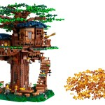 Tree House 21318 Ideas Buy Online At The Official Lego Shop Us