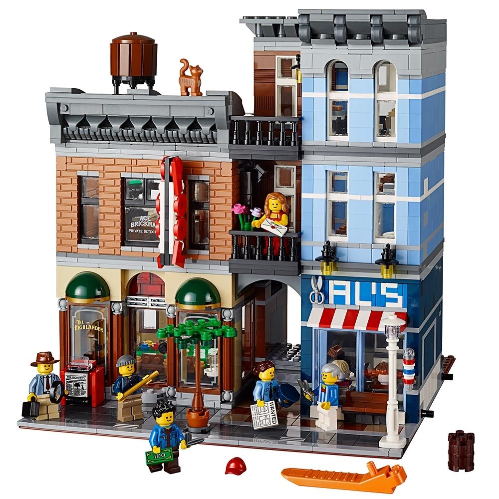 Detektivburo 10246 Creator Expert Offiziellen Lego Shop De