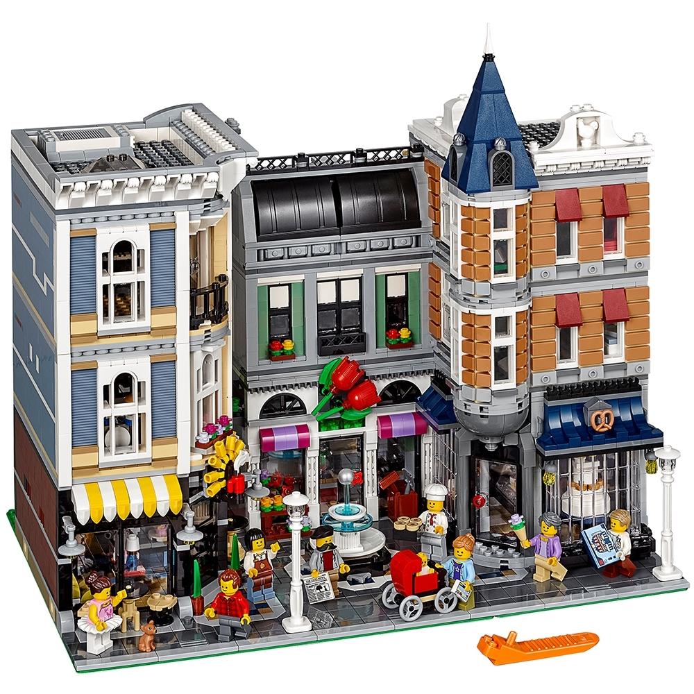 Stadtleben 10255 Creator Expert Offiziellen Lego Shop De