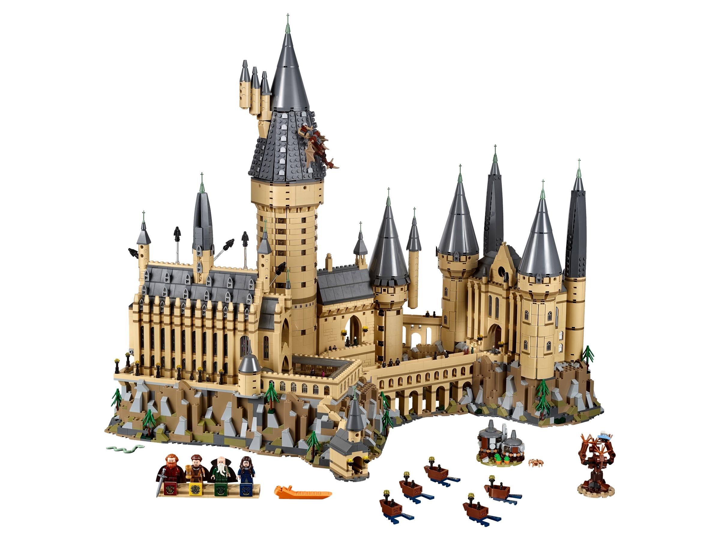 Schloss Hogwarts 71043 Harry Potter Offiziellen Lego Shop Ch