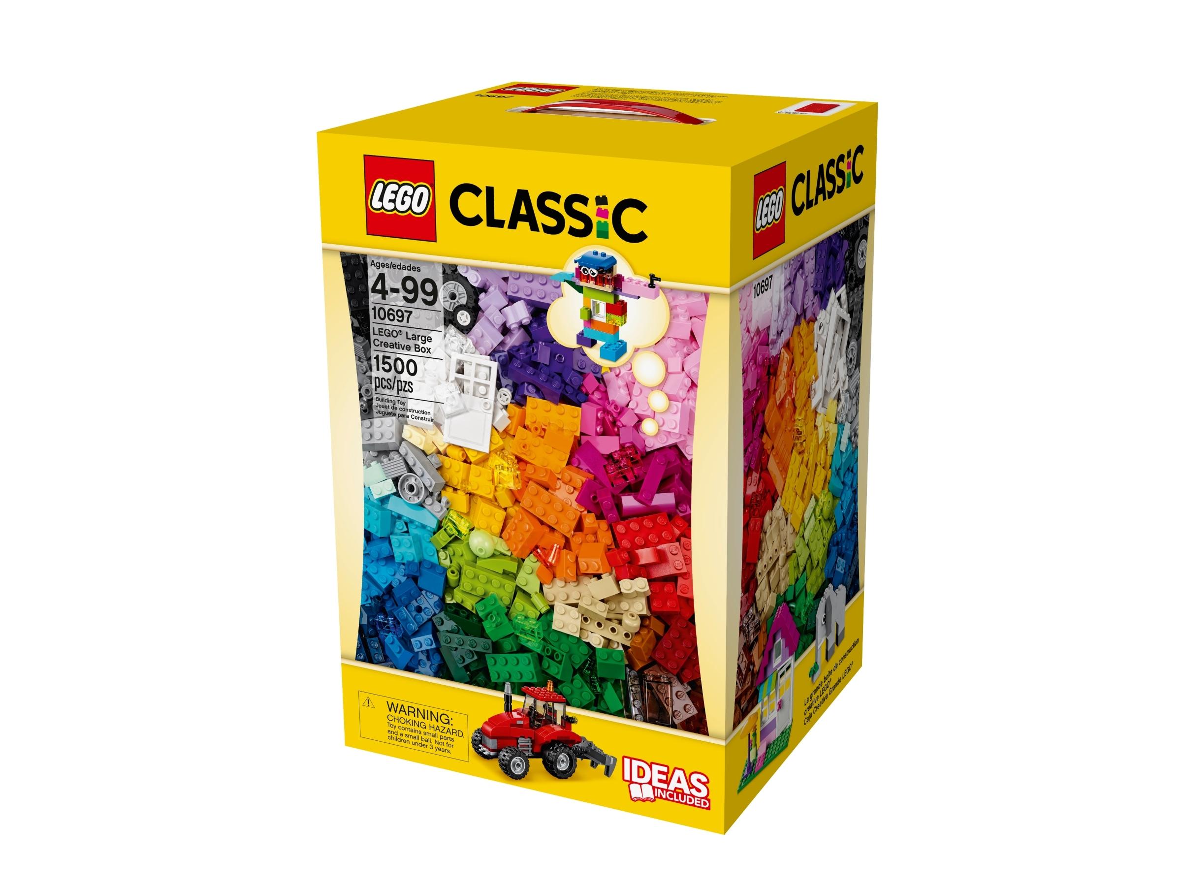 la grande boite de construction creative lego