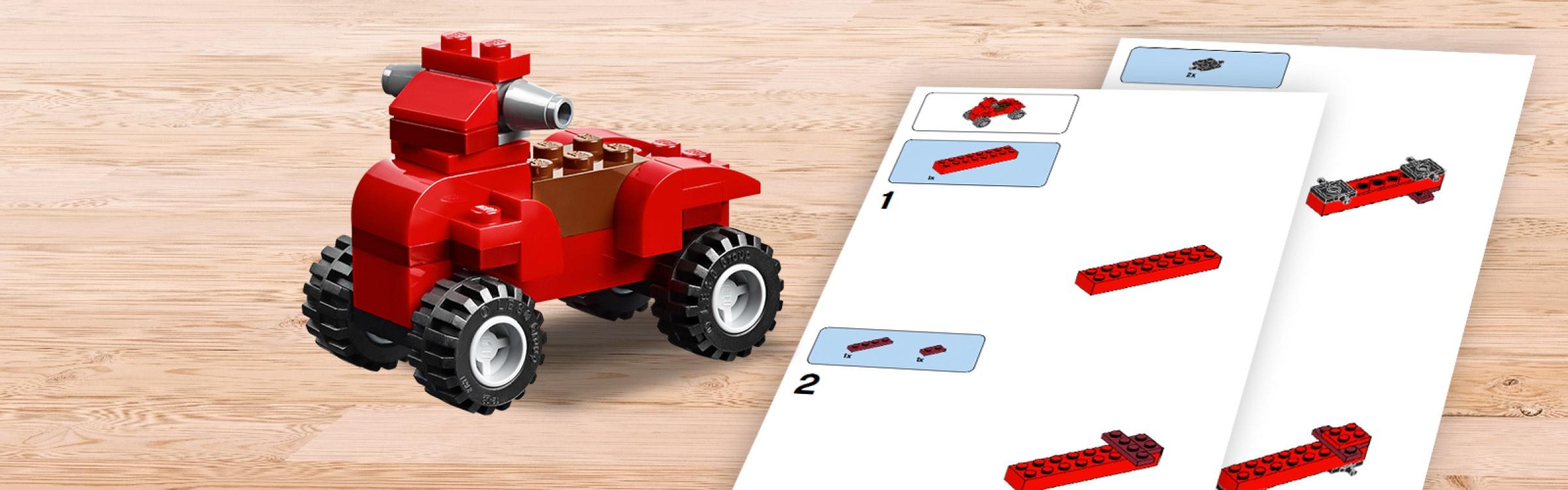 jouets lego classic instructions de