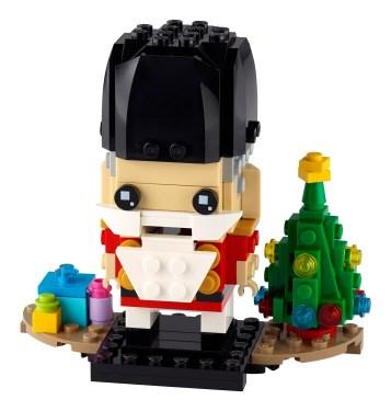 Casse-noisettes est une figurine pour LEGO Noël vraiment abordable.