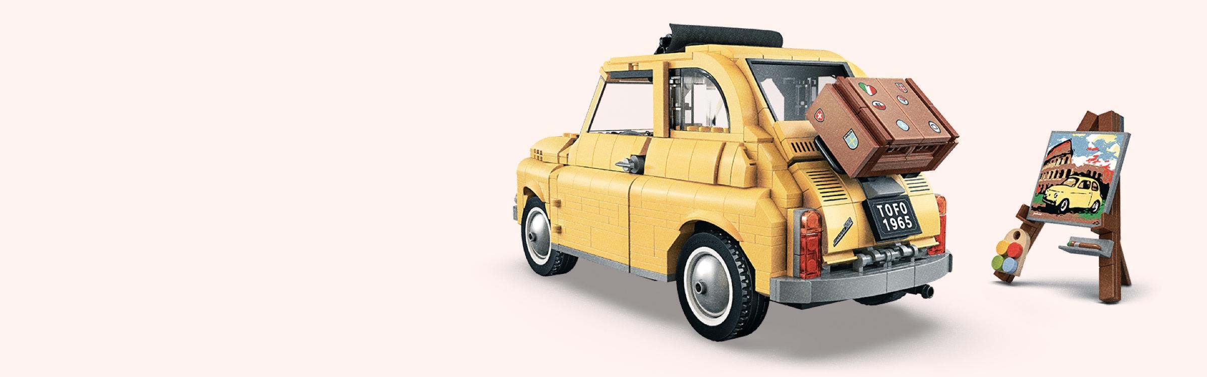 10271 Fiat 202003 PDP Hero Standard Large Lego Fiat 500