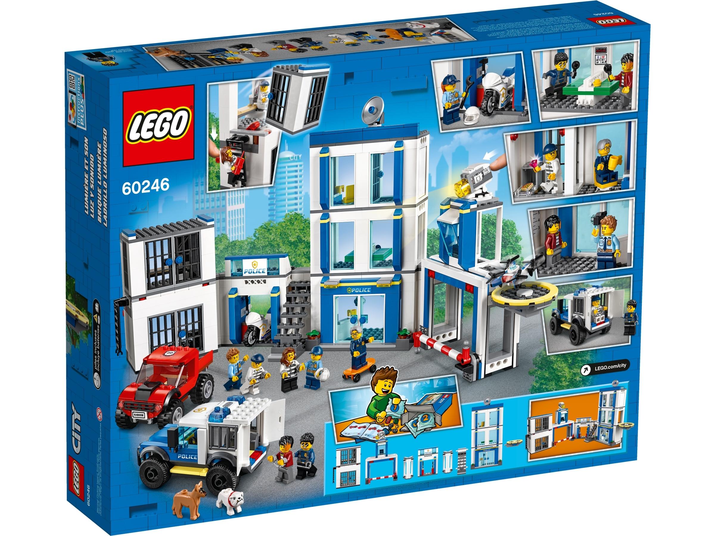 Polizeistation 60246 City Offiziellen Lego Shop De