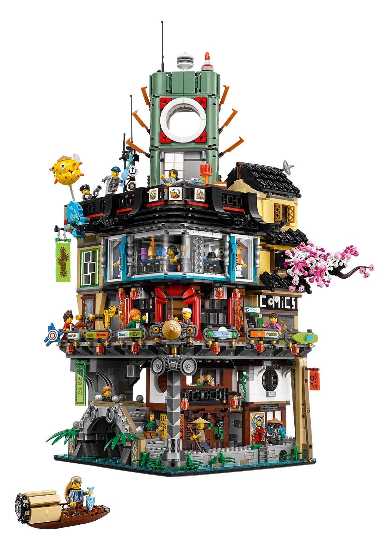 Ninjago City 70620 Ninjago Offiziellen Lego Shop De