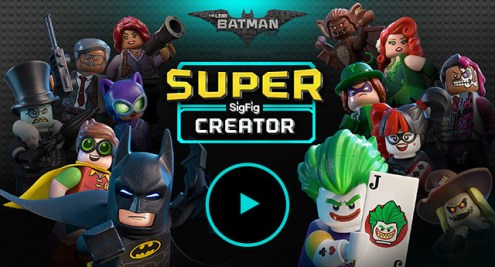 THE LEGO BATMAN MOVIE   Fun   Games GAMES