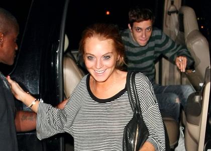 Lindsay Lohan et Samantha Ronson toujours in love