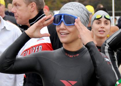 Jennifer Lopez triathlon
