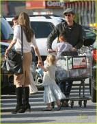 Angelina Jolie et Brad Pitt toujours ensemble. La preuve images