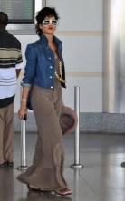 Rihanna cherche du réconfort en Barbades