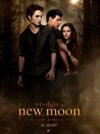 Affiches de New Moon avec Robert Pattinson et Kristen Stewart