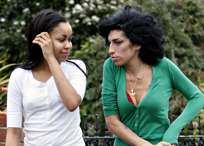 Photos : Amy Winehouse avec amie à Sainte Lucie