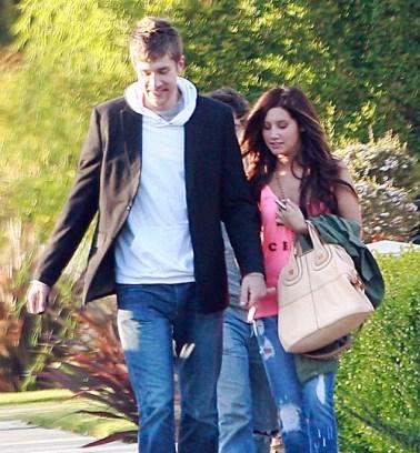 Ashley Tisdale et Scott Speer : Ballade en amoureux