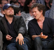 Leonardo DiCaprio fan des Lakers