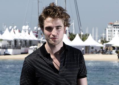 Photos de Robert Pattinson à Cannes
