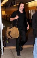 Robert Pattinson revient à Vancouver