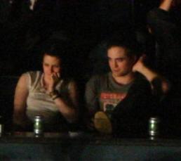 Kristen Stewart Robert Pattinson ensemble. Preuve en photos