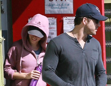 Tout va bien pour Scarlett Johansson et Ryan Reynolds. Preuve en photos